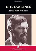 D.H. Lawrence by Linda Ruth Williams