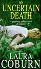 An Uncertain Death by Laura Coburn