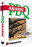 Jane Wightwick: Arabic PDQ-Quick Comprehensive Course: Learn to Speak, Understand, Read and Write Arabic with Linguaphone Language Programs.