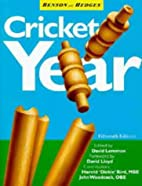 Cricket Year 1996 (15th Ed) (Benson and…
