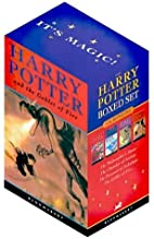Harry Potter Paperback Box Set: Four Volumes…