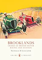Brooklands (Shire Library) by Nicholas H…