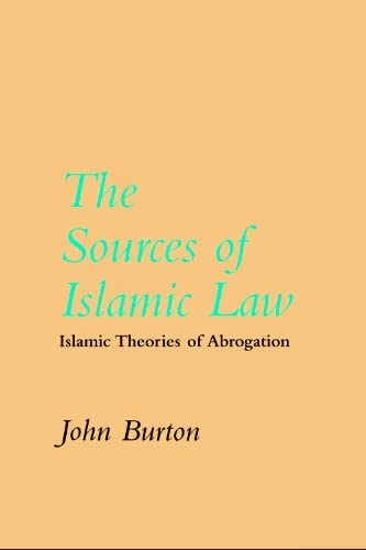 the-sources-of-islamic-law-islamic-theories-of-abrogation