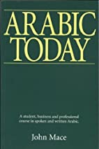 Arabic Today: A Student, Business, &…