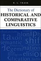 The Dictionary of Historical and Comparative…