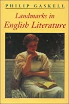 Landmarks in English Literature by Philip…