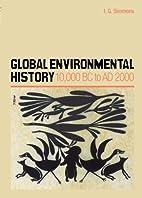 Global environmental history : 10,000 BC to…