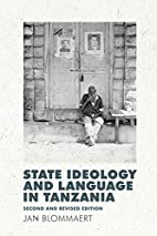 State Ideology and Language in Tanzania:…