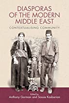 Diasporas of the Modern Middle East:…