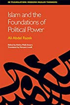 Islam and the Foundations of Political Power…