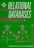 Relational databases by Barry Eaglestone