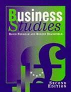 Business Studies by David Needham