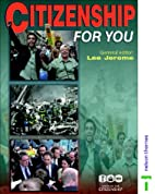 Citizenship for you : students' book