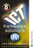 Doyle, Stephen: ICT Framework Solutions Live: Student CD-ROM Year 8