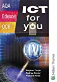 Doyle, Stephen: ICT for You Live: Student CD-ROM