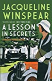 Winspear, Jacqueline: Lessons in Secrets