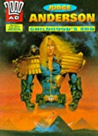 Judge Anderson: Childhood's End (2000 AD) by…