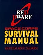 Red Dwarf Survival Guide by Mike O'Hagan