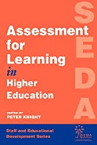 ASSESSMENT FOR LEARNING IN HIGHER EDUCATION&hellip;