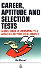 Career, Aptitude and Selection Tests: Match…