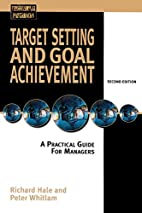 Target Setting and Goal Achievement: A…
