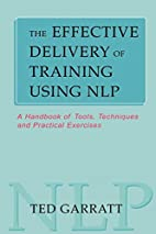 The Effective Delivery of Training Using…