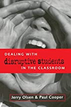 Dealing with Disruptive Students in the…