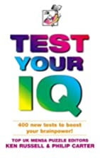 Test Your IQ: 400 New Tests to Boost Your…
