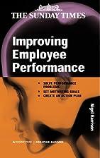 Improving Employee Performance (Creating…