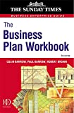 "Barrow, Colin: The Business Plan Workbook (""Sunday Times"" Business Enterprise)"