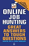 Yate, Martin John: On-line Job Hunting: Great Answers to Tough Questions