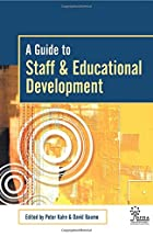 A guide to staff & educational development…