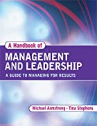A handbook of management and leadership : a…