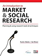 An Introduction to Market and Social…