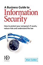 A Business Guide to Information Security by…