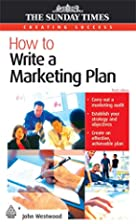 How to Write a Marketing Plan (Creating…