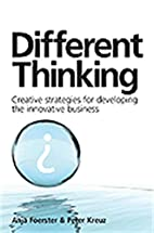 Different Thinking: Creative Strategies for…