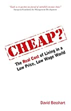 Cheap?: The Real Cost of Living in a Low…