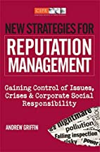 New Strategies for Reputation Management:…
