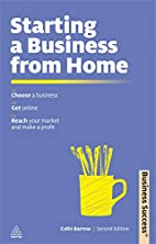Starting a Business from Home: Choosing a…