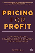 Pricing for Profit: How to Develop a…