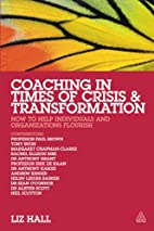 Coaching in Times of Crisis and…