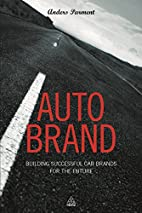 Auto Brand: Building Successful Car Brands…