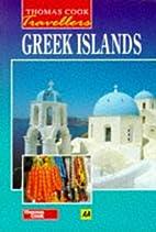 Thomas Cook Travellers Greek Islands by…