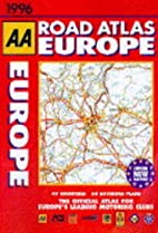 Road Atlas Europe by Anne Stanton