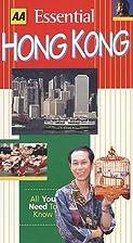 Essential Hong Kong (AA Essential) by Tim…