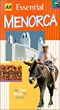 AAA: AAA Essential Guide: Menorca (AA World Travel Guides)