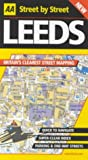 AA Publishing: AA Street by Street: Leeds