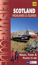 AA Ordnance Survey Leisure Guide: Scotland…