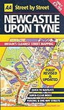 AA Street by Street Newcastle upon Tyne:…